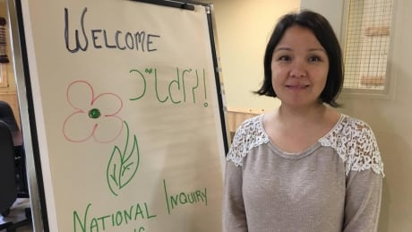 MMIWG inquiry calls for more Inuit testimony during Rankin Inlet, Nunavut, logistics visit