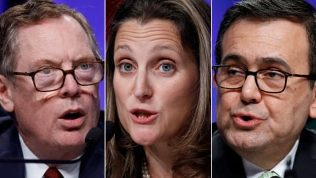 NAFTA talks kick off