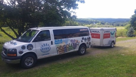 CISV Peace Bus