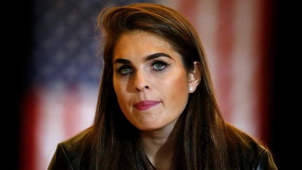 Hope Hicks becomes the third person to serve as White House communications director in Trump's first seven months in office.