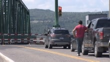 Canso Causeway Delays