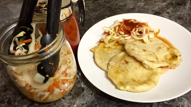 Learn how to make pupusas ahead of Pupusa Fest at Brewer Park this weekend.