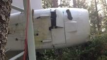 Italy Cross plane crash