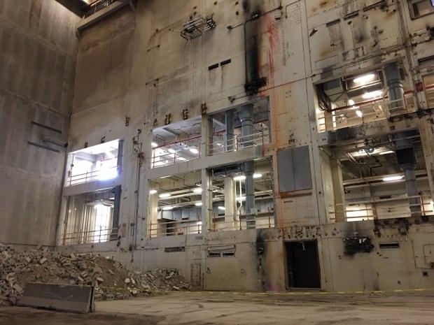 Kellogg's plans, The factory