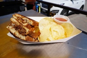 Grilled Cheese on Durham Street
