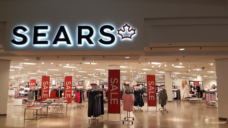 Sears Canada closing sale
