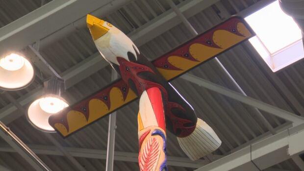 CNE Unity Pole Eagle
