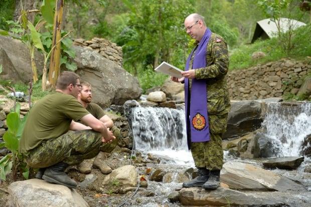 CF Chaplains