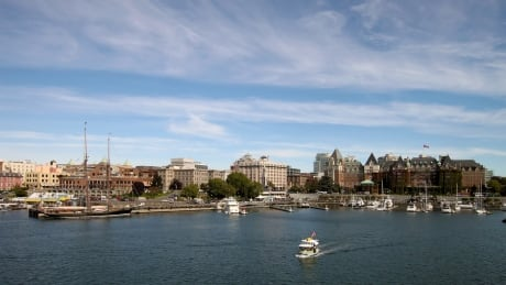 Victoria considers 29-storey condo — island's tallest — for downtown
