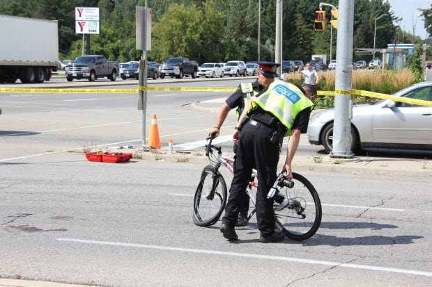 12 year old cyclist collision Cambridge