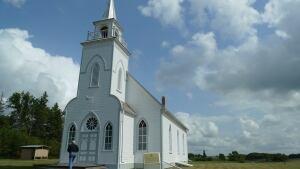 Grund Frelsis Lutheran Church Baldur