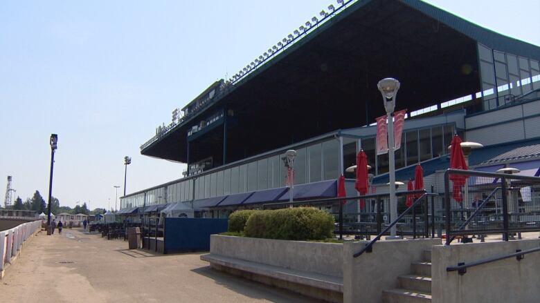 Northlands Racetrack Edmonton
