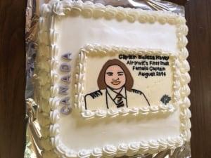 Melissa Haney cake