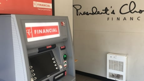 PC Financial ATM