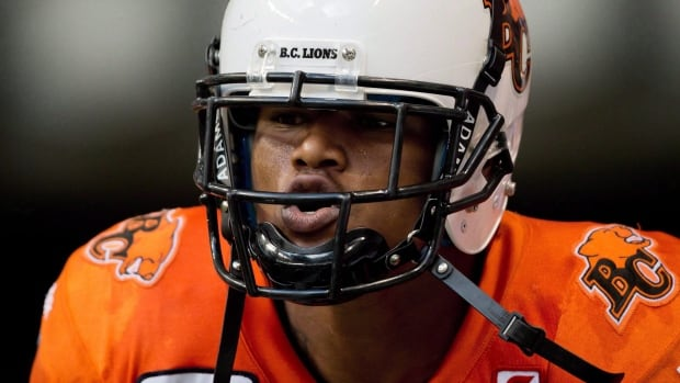 Former B.C. Lion Arland Bruce III is trying to sue the CFL for his head-related injuries.