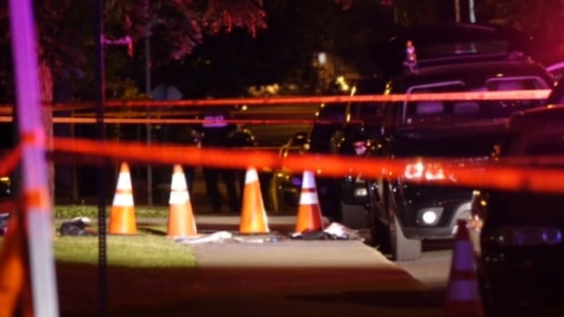 homicide saint leonard park