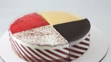 Mousse cake recall