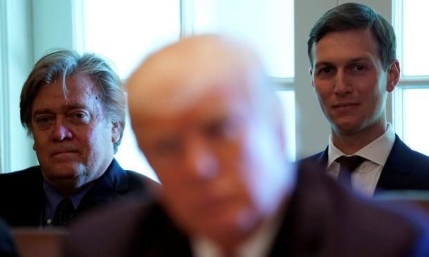 Bannon Trump Kushner