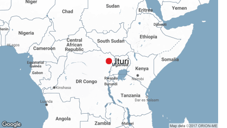 Dozens dead in Congo landslide