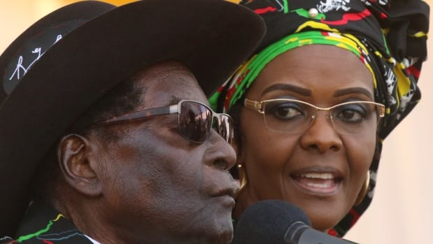 South Africa's top cop confirms Grace Mugabe dodged court hearing