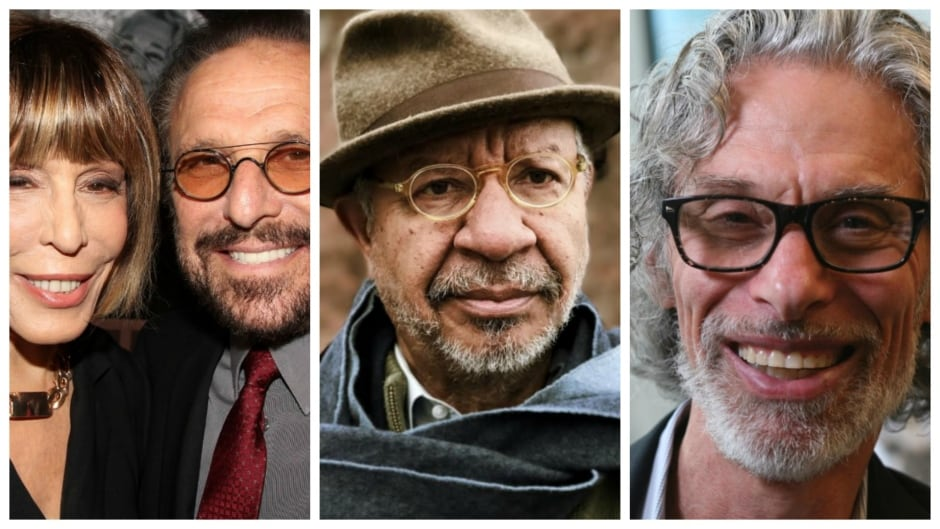 Barry Mann and Cynthia Weil, sculptor Ed Hamilton and former New Yorker cartoonist Bob Mankoff are featured on the Aug. 18 episode of q.