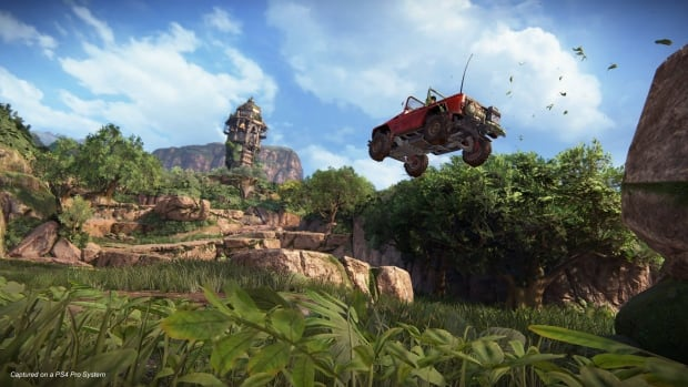 Uncharted Lost Legacy Western Ghats 01