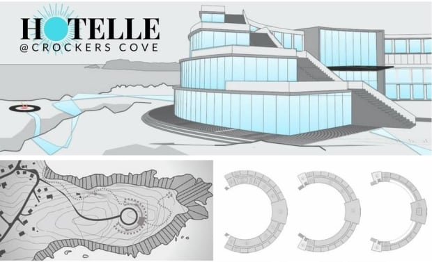 Hotelle Crockers Cove