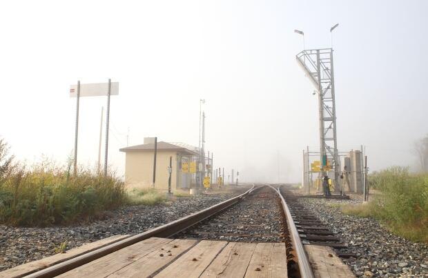 Emerson Border Crossing