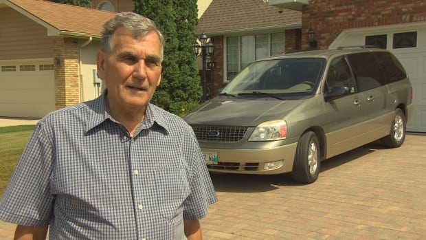 Wayne Douglas Weedon, 69, is concerned his 2004 Ford Freestar was not included in a Ford call in 2013. He was able to get Ford to make repairs to corroded bracket holding the van's third back seat.