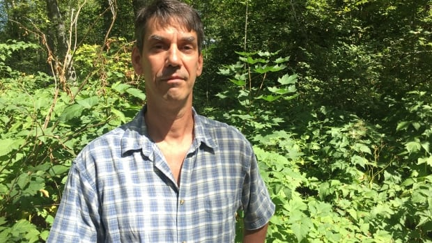 Steven Pettigrew with Save Hawthorne Park is vowing to stop the city's plans for the 22 hectare space despite only collecting a third of signatures needed to halt the project.