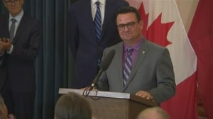 Pallister adds 1 new face, 1 new department in cabinet shuffle