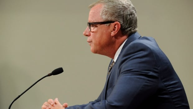 Saskatchewan Premier Brad Wall will be stepping down to make way for his replacement, when he or she is chosen.