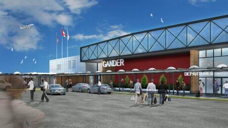 Gander airport proposal