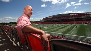 Ex-CFL receiver Evraire to donate brain for concussion research