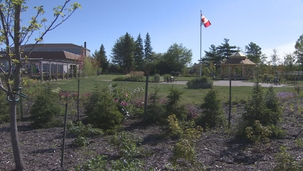 St. Bernard's Park in Enfield, N.S., was an idea dreamed up a year ago.