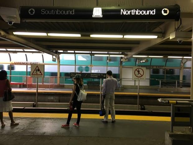 Toronto Lawrence East Station