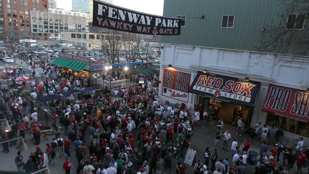 The owner of the Boston Red Sox wants to change the name of Yawkey Way outside Fenway Park.