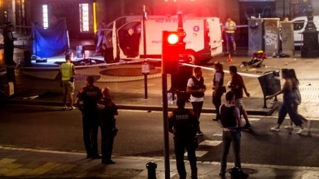 Suspects in 2nd attack south of Barcelona killed in shootout