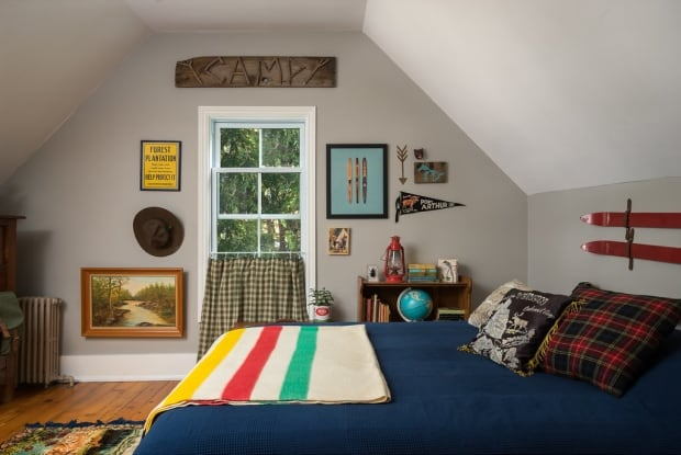 Mr. Anderson's House Bedroom