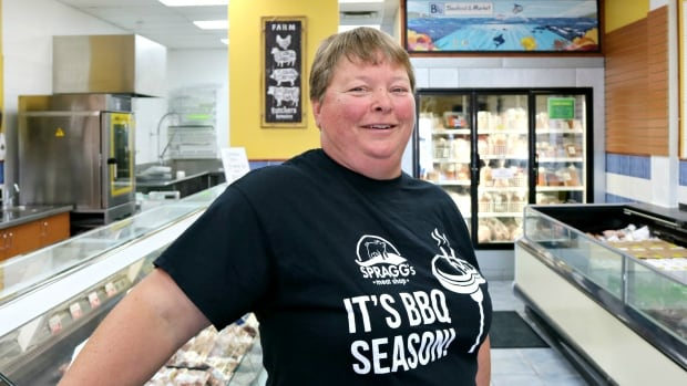Bonnie Spragg gifted her husband, Greg, three piglets in 2002. That gift has grown into Spragg's Meat Shop, one of the best known pork producers in the province.