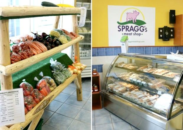 Spragg's Meat Shop Calgary