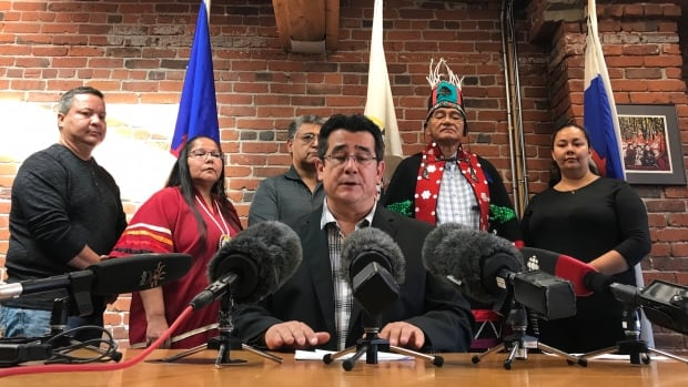 Indigenous Nations at UN