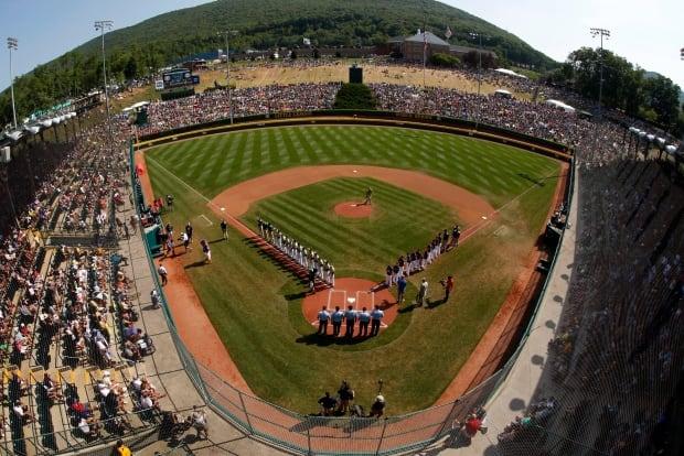 Little League-Rules Changes Baseball