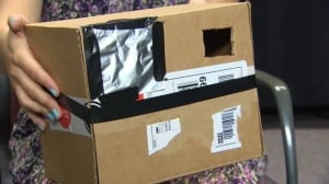 How to make a pinhole camera to see the solar eclipse