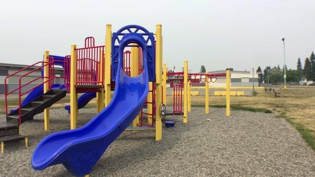 Harwin Elementary playground