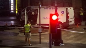 Barcelona van attack kills 13, injures more than 100