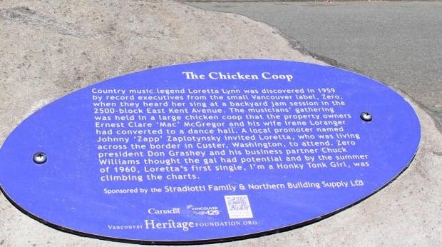Loretta Lynn Chicken Coop