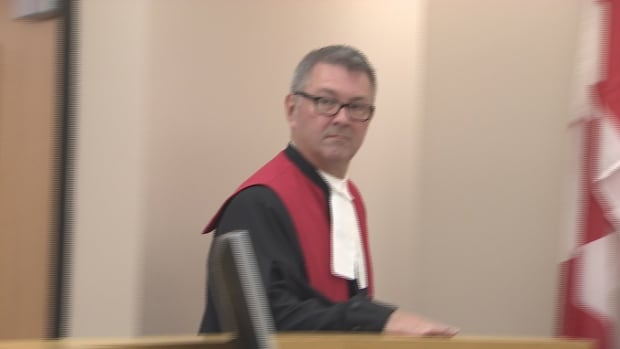 Judge Michael Madden