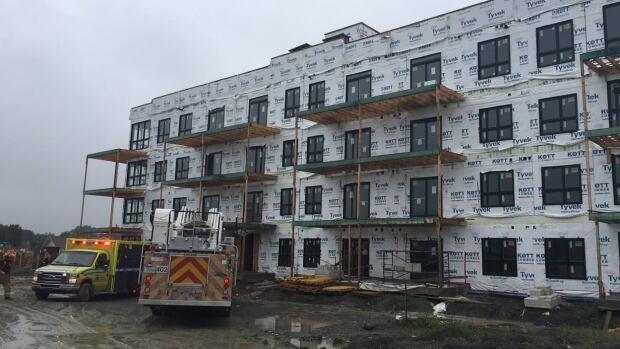 Brigil condo development 12 rue de l'Horizon Gatineau Aug. 18 2017