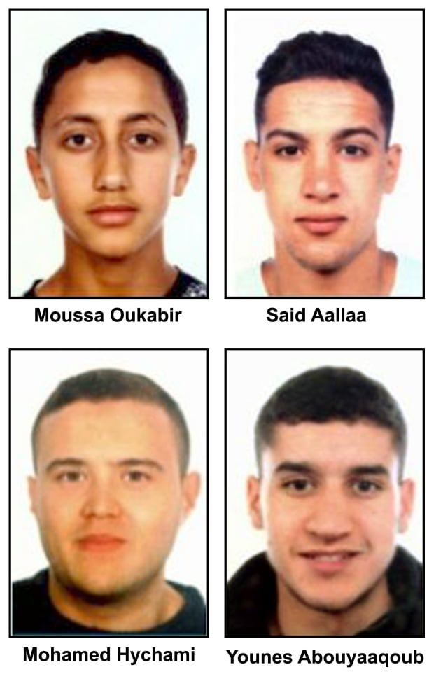 barcelona suspects
